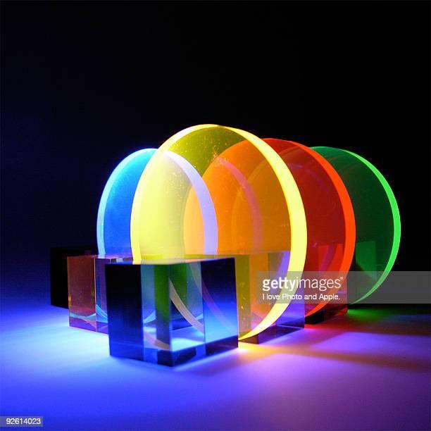 Disc & Cube