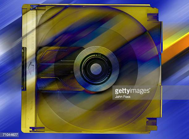 Disc in compact case (Digital Composite)