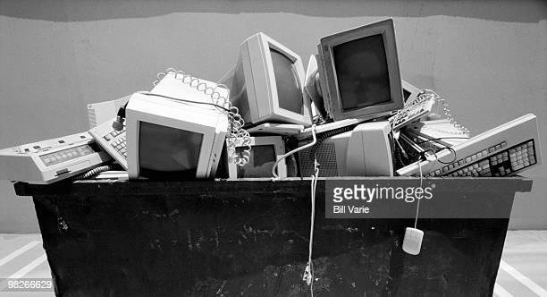 Discarded technology objects