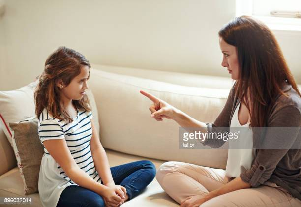 discipline starts at home - mother scolding stock pictures, royalty-free photos & images