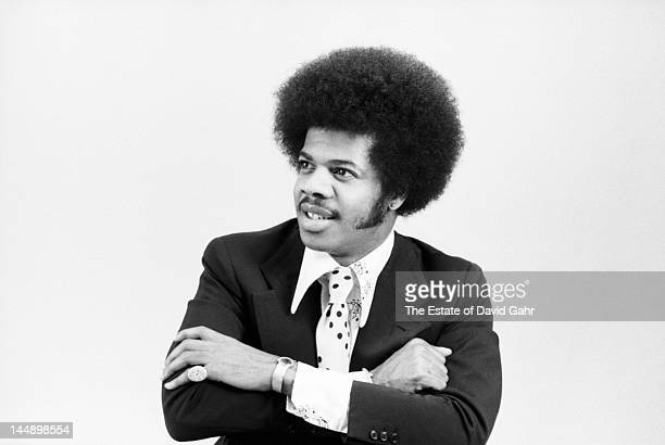 Disco and funk musician Jimmy Castor poses for a portrait on March 6 1974 in New York City New York