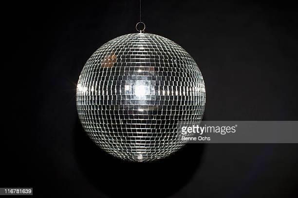 disco ball. - disco ball stock photos and pictures