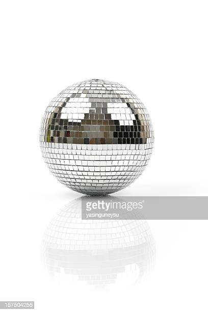 disco ball - clubbing stock pictures, royalty-free photos & images