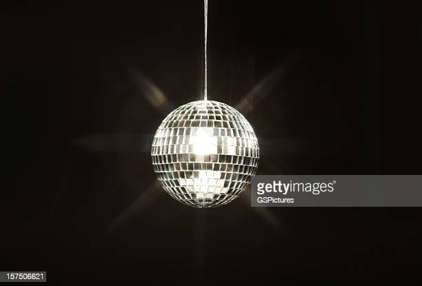 disco ball - disco ball stock photos and pictures