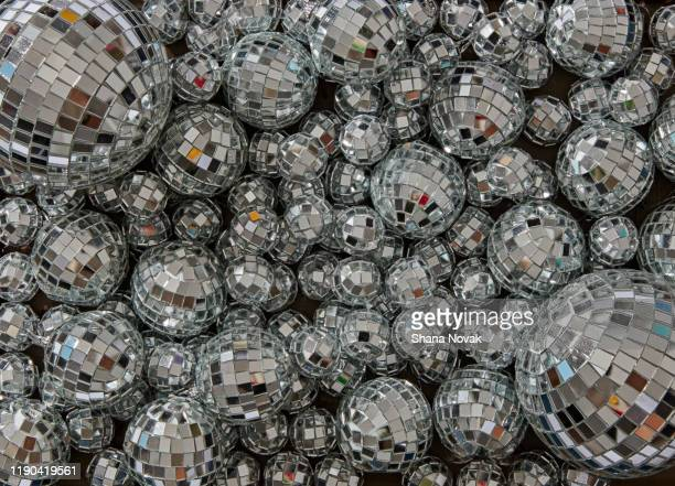 "disco balls - ""shana novak"" stock pictures, royalty-free photos & images"