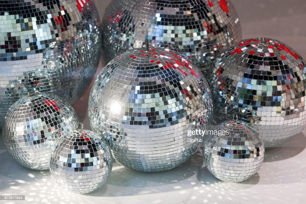 Disco balls : Stock Photo