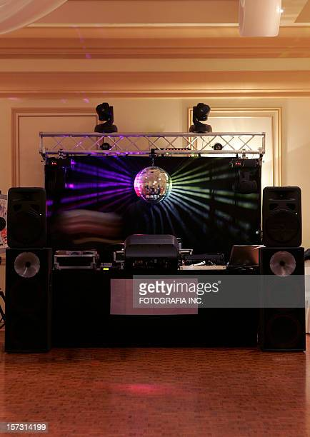 Disco Booth