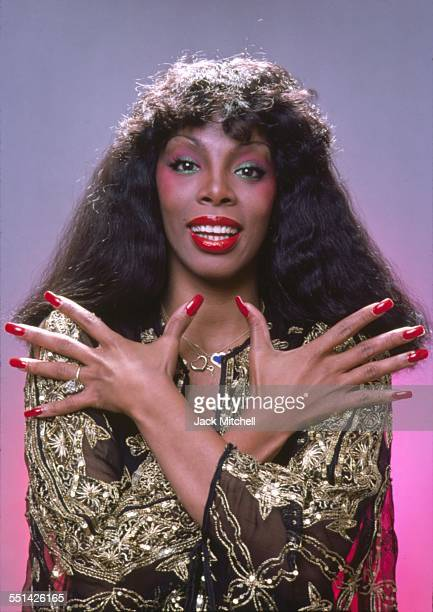 Disco diva Donna Summer November 1978