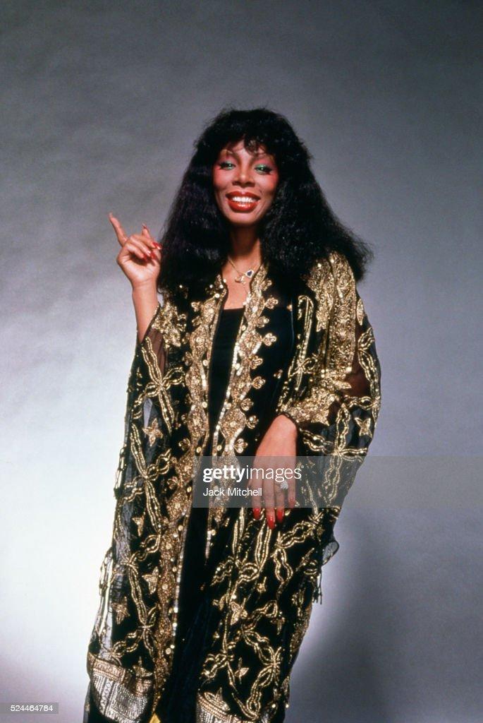 Disco diva Donna Summer