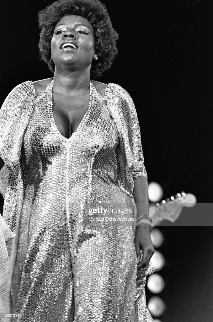 Disco Diva Gloria Gaynor : News Photo