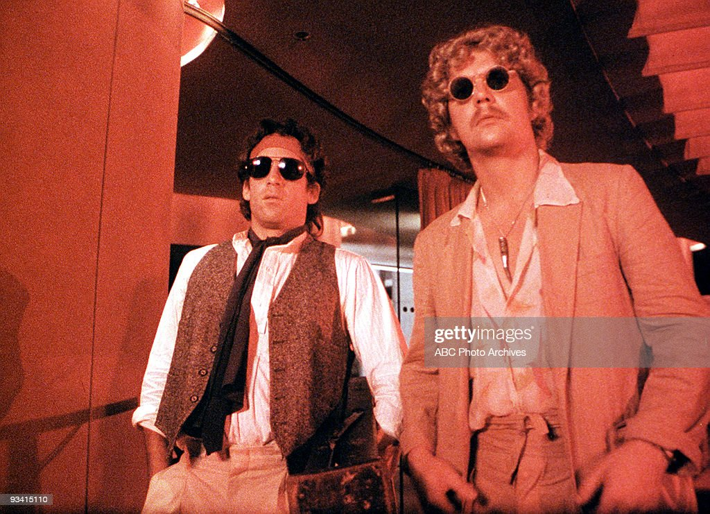 HUTCH - 'Discomania' - Season Four - 9/12/1978, Starsky (Paul Michael Glaser) and Hutch (David Soul) go undercover as disco dudes in the popular dance club 'Fever', to trap a serial killer who is drugging, abducting and murdering attractive women who refuse to dance with him.,
