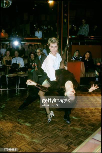 Disco-Swing-Meisterschaft 1990: Gewinner-Paar der Vorentscheidung in Bern