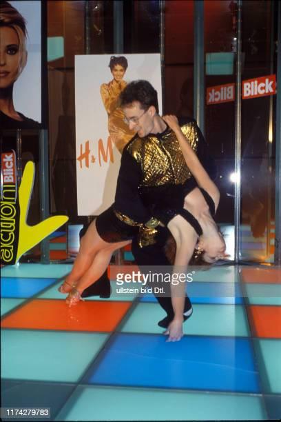 Disco-Swing-Meisterschaft 1990: Ruth Reichlin und Ruedi Sanchioni