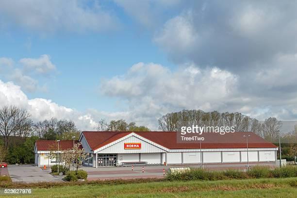 NORMA Ermäßigung Supermarkt Speichern in der deutschen Stadt Amberg