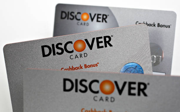 Discover credit cards are arranged for a photograph in new y discover credit cards are arranged for a photograph in new y reheart Gallery