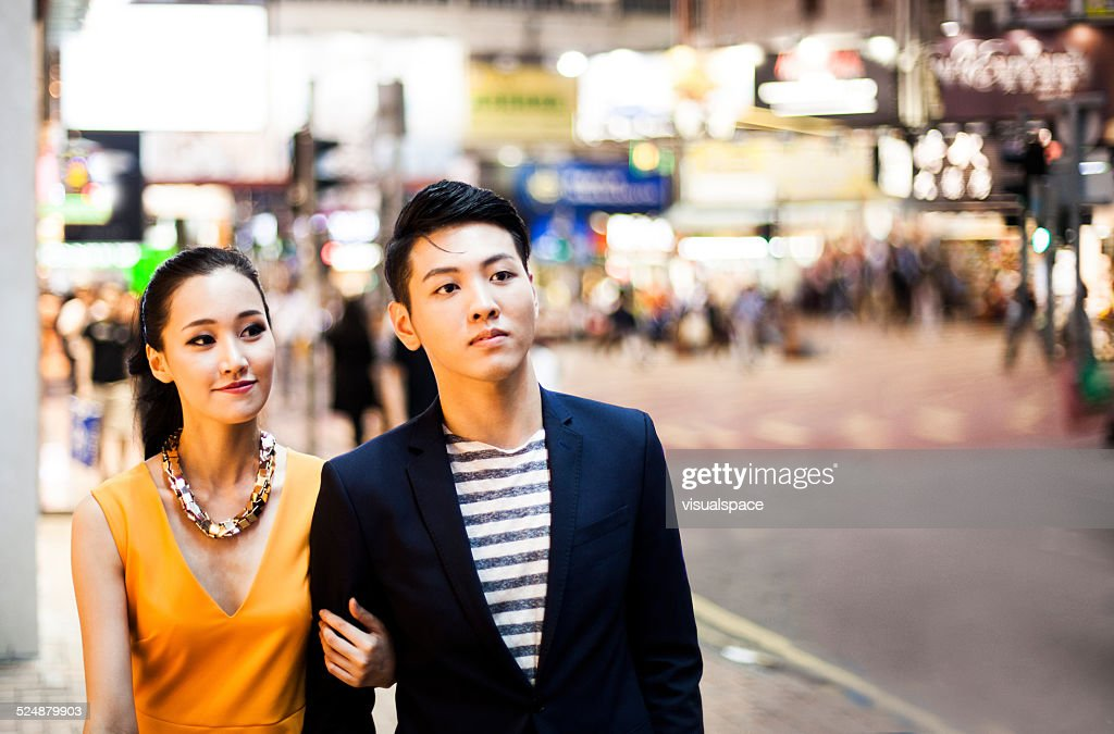 Discover Hong Kong : Stock Photo