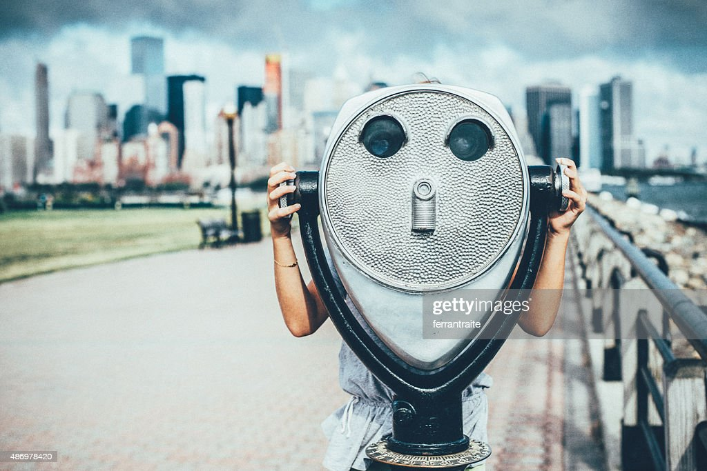 Discover New York City : Stock Photo