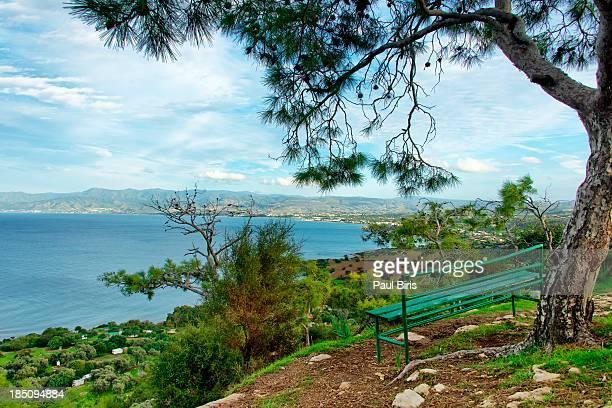 discover the aphrodite trail akamas peninsula - アカマス半島 ストックフォトと画像