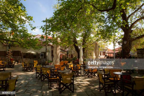 discovering greece - pelion - volos stock pictures, royalty-free photos & images