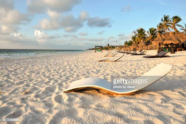discovering mexico - tulum mexico stock photos and pictures