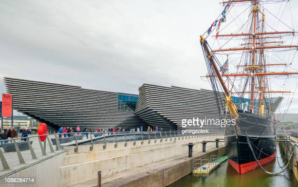 RRS Discovery and the V&A Dundee
