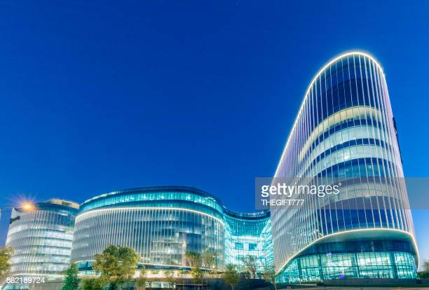 Discovery building in Sandton, Johannesburg