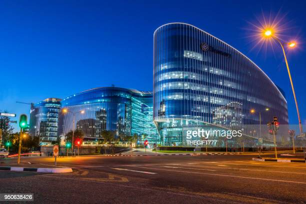 Discovery building in Sandton, South Africa