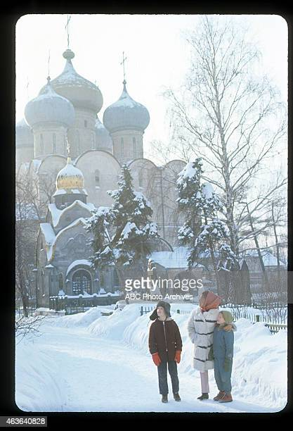 DISCOVERY 'Discovery Goes to Moscow' Airdate March 12 1967 WITH
