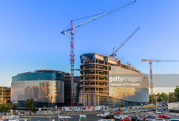Discovery Health Head Office under construction