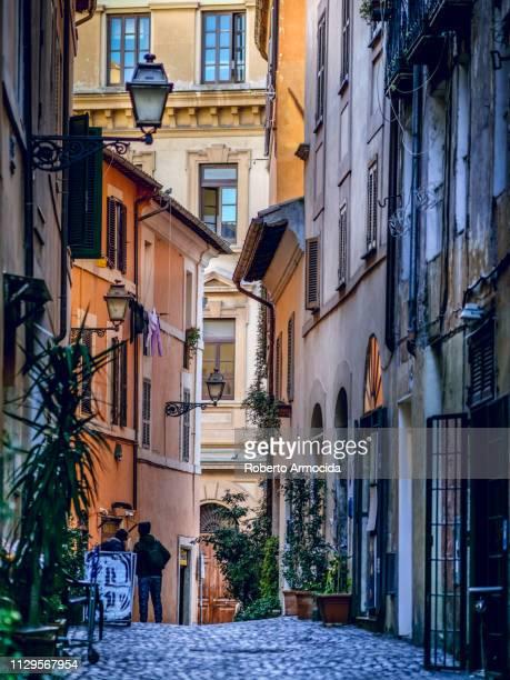 discovery rome - jewish ghetto - roma provincia foto e immagini stock