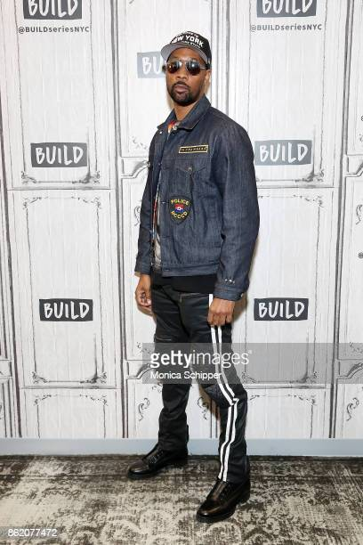 RZA discusses 'WuTang The Saga Continues' at Build Studio on October 16 2017 in New York City