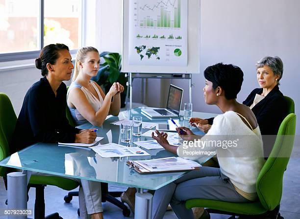 ビジネス戦略について説明