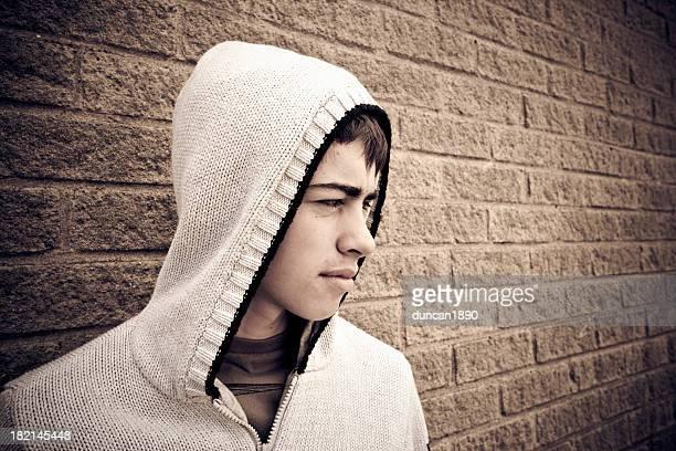 Disenchanted 10 代の少年