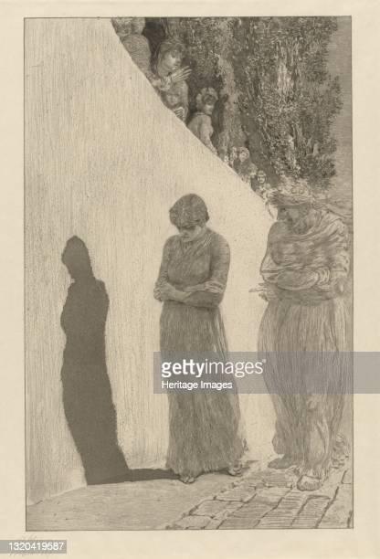 Pl. 9, 1878. Artist Max Klinger.