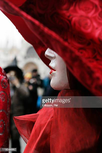 Disguise at Venice Carnival