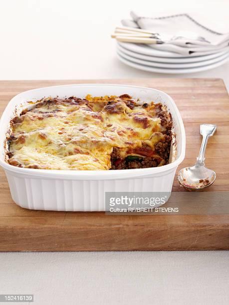 Dish of cottage pie
