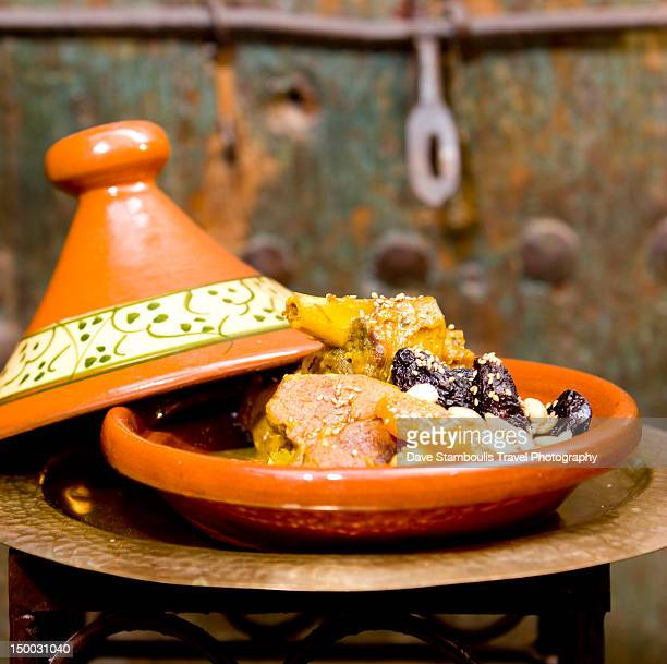 Dish of tajine