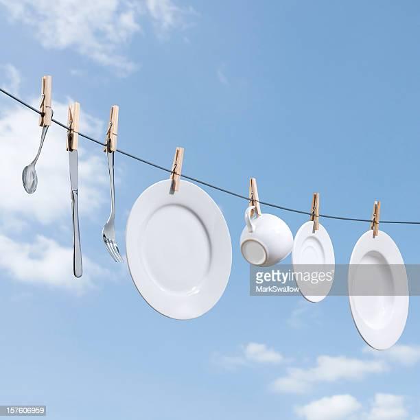 Trocknen Gerichte
