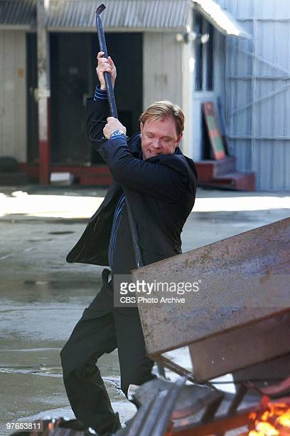 'Dishonor' When Horatio's son Kyle returns from war he seeks his father's help to solve a murder on CSI MIAMI Monday March 22 on the CBS Television...
