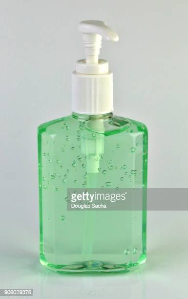 disinfectant antibacterial hand washing gel - antiseptic stock pictures, royalty-free photos & images