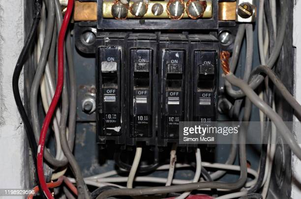 home fuse box wiring fuse box home stock pictures  royalty free photos   images getty  fuse box home stock pictures  royalty