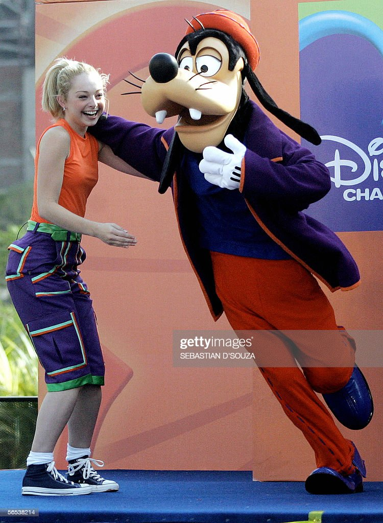 Disney Cartoon Character Goofy Dances At A Live Performance For Kids News Photo Getty Images