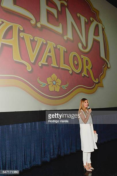 AVALOR Disney Channel and Amigos for Kids hosted a screening of the highlyanticipated animated TV series Elena of Avalor introducing Disney's first...