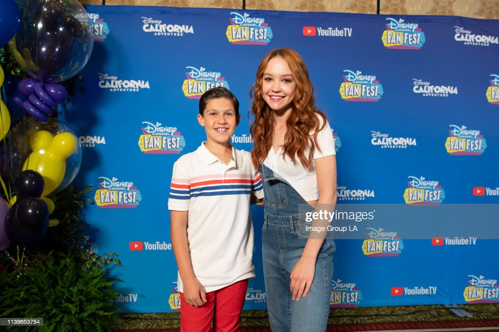 Disney Channel Fan Fest : News Photo