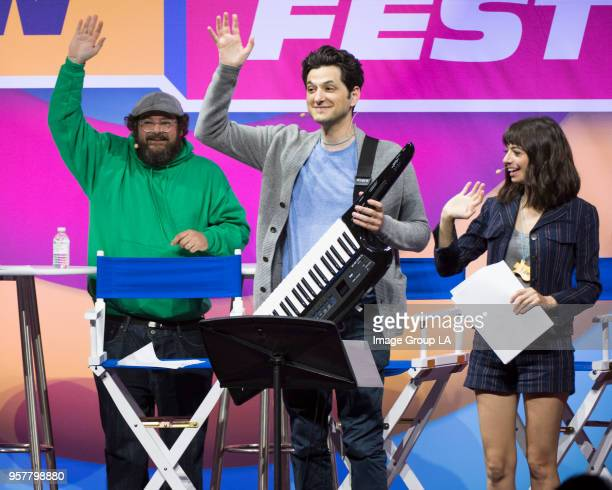 CHANNEL 'Disney Channel GO Fan Fest' a special day for fans to meet dozens of their favorite Disney Channel stars took place on Saturday May 12 at...