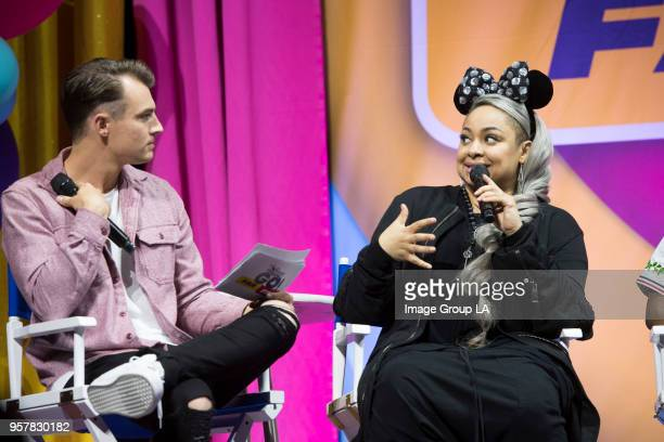 CHANNEL Disney Channel GO Fan Fest a special day for fans to meet dozens of their favorite Disney Channel stars took place on Saturday May 12 at the...