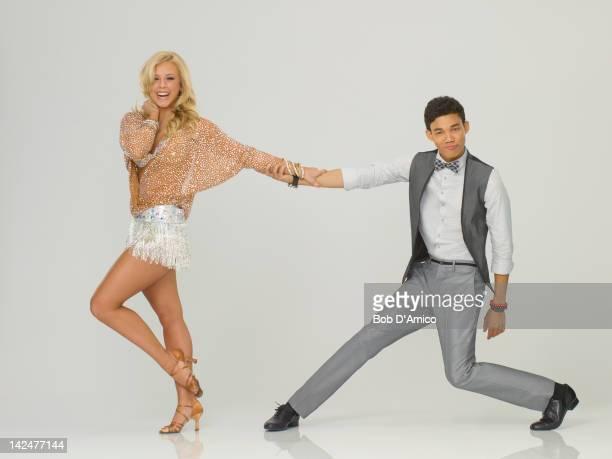 STARS ROSHON FEGAN CHELSIE HIGHTOWER Disney Channel star Roshon Fegan teams with Chelsie Hightower who is returning for her 6th season The twohour...