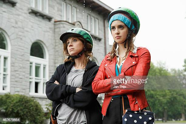 DAY Disney Channel viewer favorites Laura Marano and LeighAllyn Baker star in Bad Hair Day a buddy comedy about a high school techwhiz whose prom day...