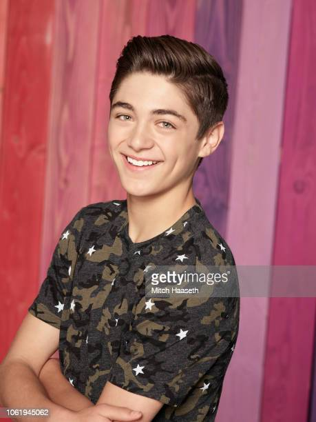 MACK Disney Channel's 'Andi Mack' stars Asher Angel as Jonah Beck