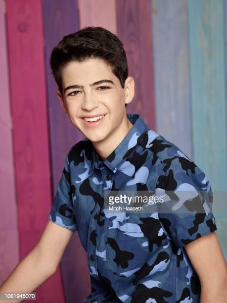 MACK Disney Channel's 'Andi Mack' stars Joshua Rush as Cyrus Goodman